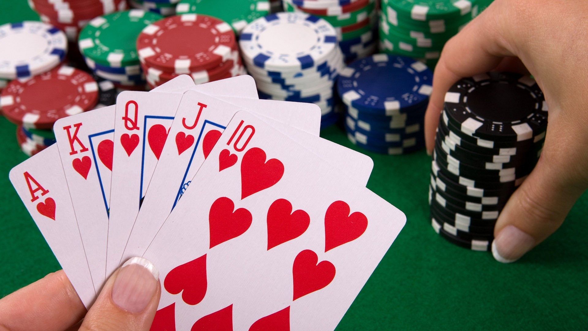 On Picking the Perfect Establish of Poker Chips