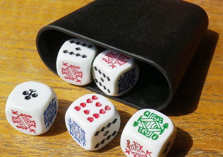Hit The Jackpot Gambling On Online Casino Games