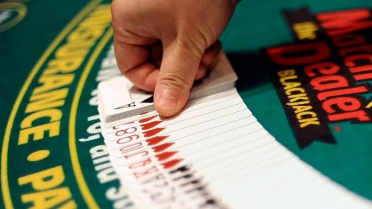 The Gamblers Edge at the gambler's edge