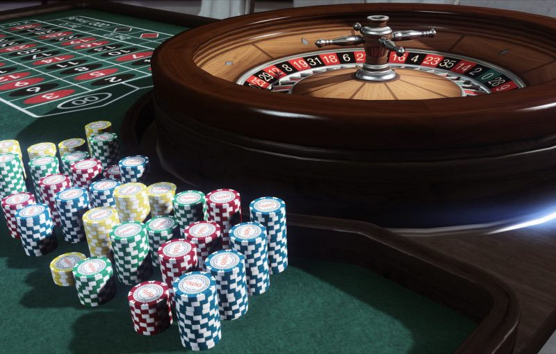 Play Online Roulette For Free Or For Real Money