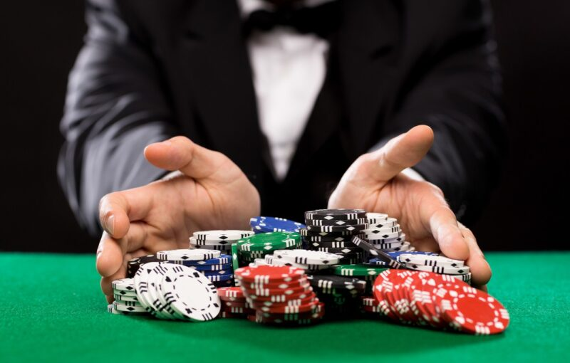 The Easiest Method To Enhance Your Equilibrium Online Online Poker Gaming