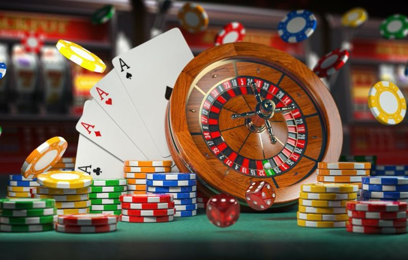 Indication Of Your Online Casino Death