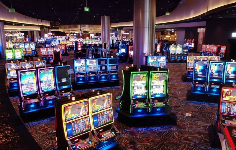 Top 7 Classes About Casino To Be Taught Before You Hit